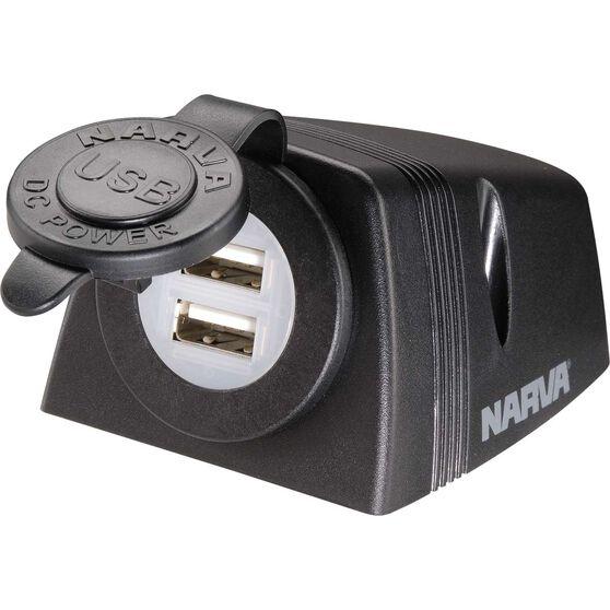 12V Surface Mount - Dual USB, , scanz_hi-res