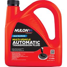 Nulon Automatic Transmission Fluid - 4 Litres, , scanz_hi-res