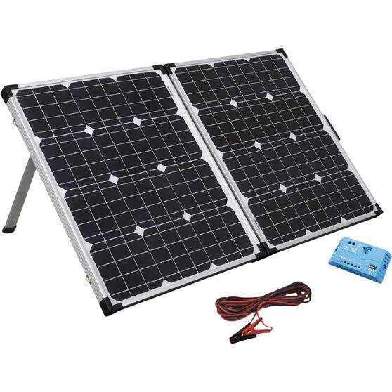 Ridge Ryder Solar Battery Charger Kit Gen II - 110 Watt, , scanz_hi-res