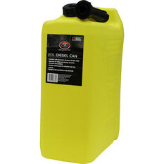 Jerry Can - Diesel, 20 Litre, , scanz_hi-res