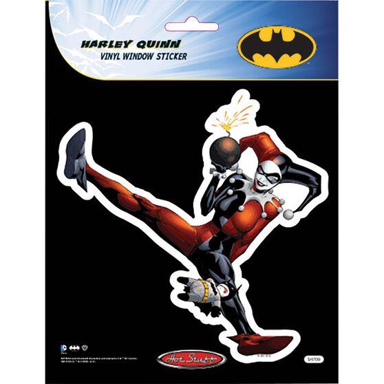 Hot Stuff Sticker - Harley Quinn, Vinyl, , scanz_hi-res