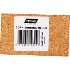 Sanding Block, Cork, , scanz_hi-res