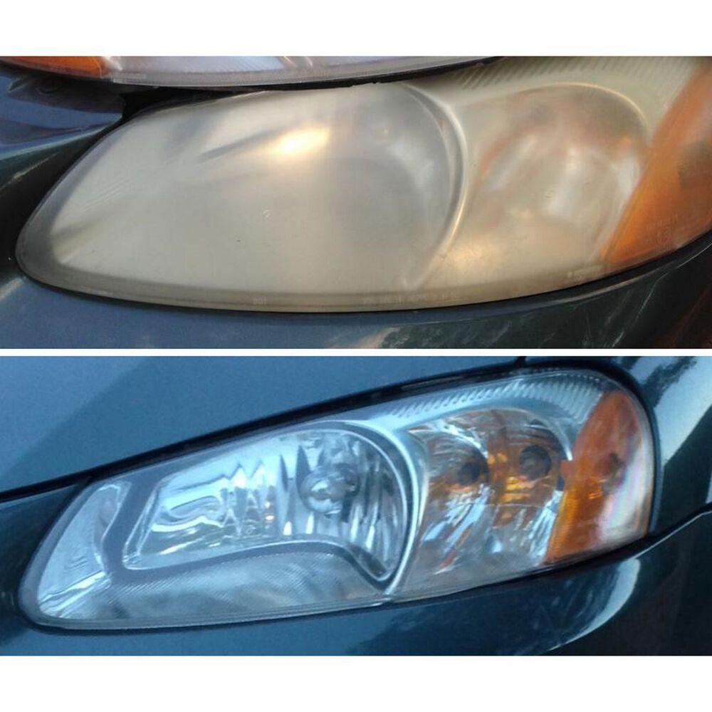 Headlight Restorer Kit   Supercheap Auto New Zealand