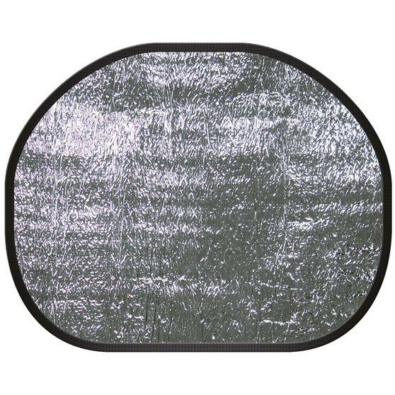 SCA Steering Wheel Shade - Silver, , scanz_hi-res