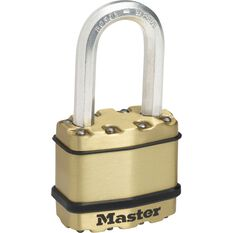 Master Lock Excell Padlock - Long Shank, 45mm, , scanz_hi-res