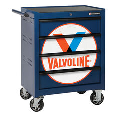 ToolPRO Valvoline Tool Cabinet 4 Drawer 27 Inch, , scanz_hi-res