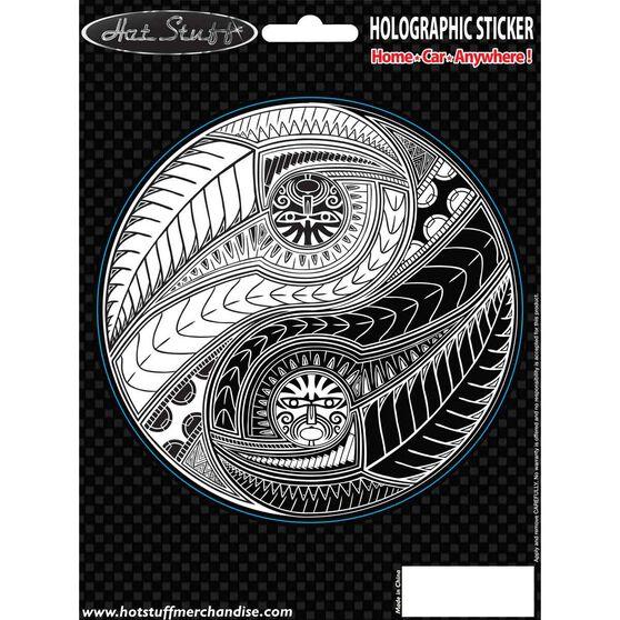 Sticker - Tribal Face, , scanz_hi-res