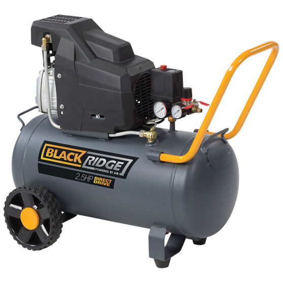 Blackridge Air Compressor Direct Drive 2.5HP 140LPM, , scanz_hi-res
