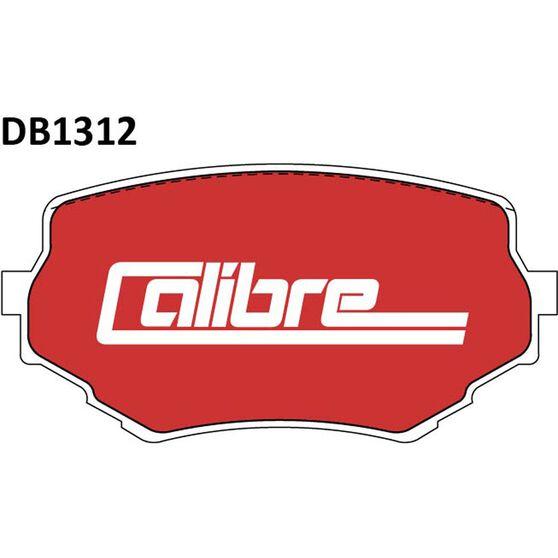 Calibre Disc Brake Pads - DB1312CAL, , scanz_hi-res
