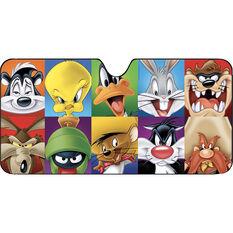 Looney Tunes Sunshade - Fashion, Accordion, Front, , scanz_hi-res