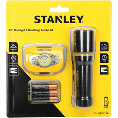 Stanley Flashlight & Headlamp Combo, , scanz_hi-res