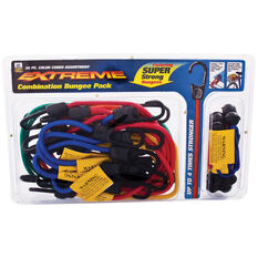 Extreme Bungee Cord Kit 30 Pack, , scanz_hi-res