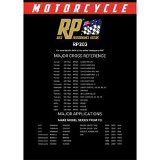 Race Performance Motorcycle Oil Filter RP303, , scanz_hi-res