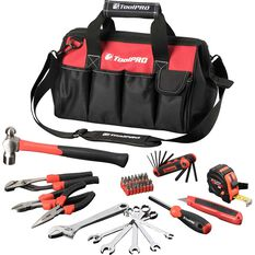 Tool Set with Bag - 56 Piece, , scanz_hi-res