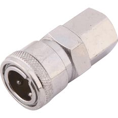 Air Fitting Coupler, Female Coupler - 1/4, , scanz_hi-res