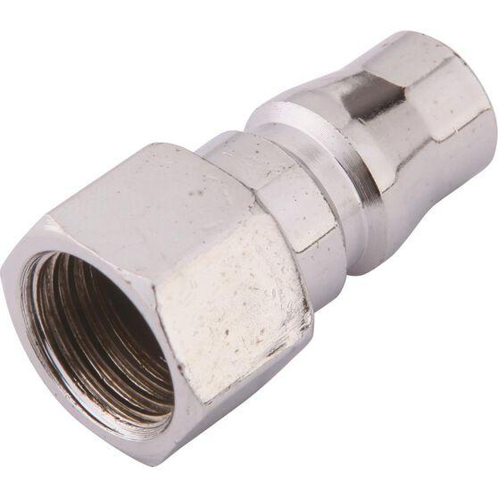 Blackridge Air Fitting Nipple, Female Plug - 1 / 4inch, , scanz_hi-res