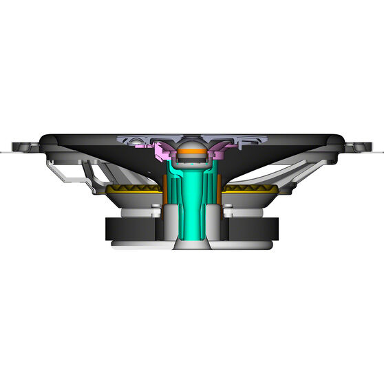 Sony XS-GTF1639 3-Way 6.5 Inch Speakers, , scanz_hi-res
