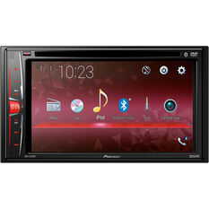 Pioneer Double Din Audio Visual Media Player With Bluetooth AVHA215BT, , scanz_hi-res