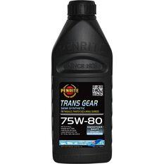 Trans Gear Oil - 75W-80, 1 Litre, , scanz_hi-res