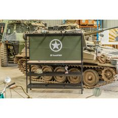 ToolPRO Heavy Duty Army Star Work Station, , scanz_hi-res