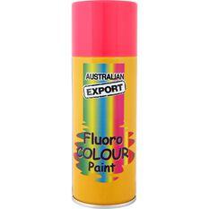 Aerosol Paint - Enamel, Fluoro Aurora Pink, 125g, , scanz_hi-res
