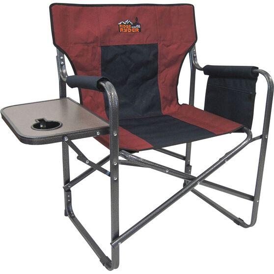 Ridge Ryder Directors Camping Chair 120kg, , scanz_hi-res