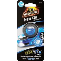 Armor All Vent Air Freshener - New Car, 2.5mL, , scanz_hi-res