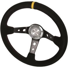 SAAS Steering Wheel - Drift, 320mm, , scanz_hi-res