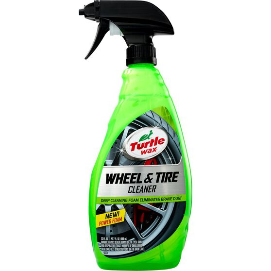 Turtle Wax Tire and Wheel Cleaner - 681mL, , scanz_hi-res