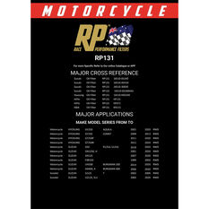 Race Performance Motorcycle Oil Filter RP131, , scanz_hi-res