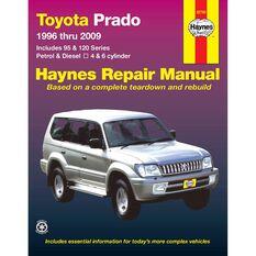 Car Manual For Toyota Prado 1996-2009 - 92760, , scanz_hi-res