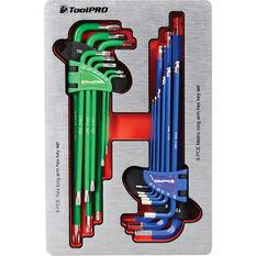 ToolPRO EVA Hex Key Set 18 Piece, , scanz_hi-res