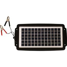 Solar Maintenance Charger - 4.5 Watt, , scanz_hi-res