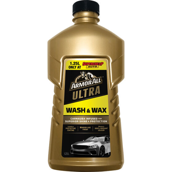 Armor All Ultra Wash & Wax - 1.25 Litre, , scanz_hi-res