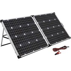 Solar Battery Charger Kit - 130 Watt, , scanz_hi-res