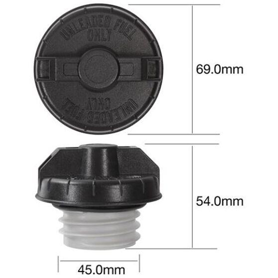 Tridon Non-Locking Fuel Cap -TFNL231, , scanz_hi-res