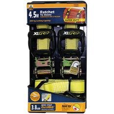 Ratchet Tie Down 4.5m 600kg 2 Pack, , scanz_hi-res
