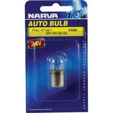 Narva Bulb - 24V, 5W, BA15s, , scanz_hi-res