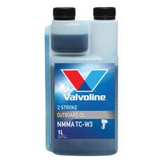 Valvoline Marine 2 Stroke Outboard Engine Oil 1 Litre, , scanz_hi-res