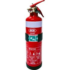 SCA Fire Extinguisher - 1kg, Recreational, Plastic Mounting Bracket, , scanz_hi-res