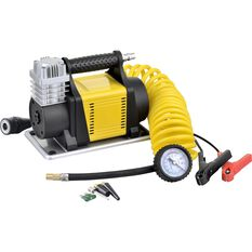 SCA Hurricane Tyre Inflator - 50LPM, 12V, , scanz_hi-res