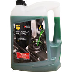 SCA Long Life Green Coolant Concentrate 5 Litre, , scanz_hi-res