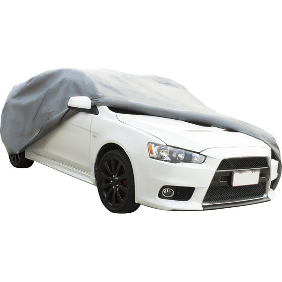 CoverALL Car Cover - Essential Protection - Suits Medium Vehicles, , scanz_hi-res