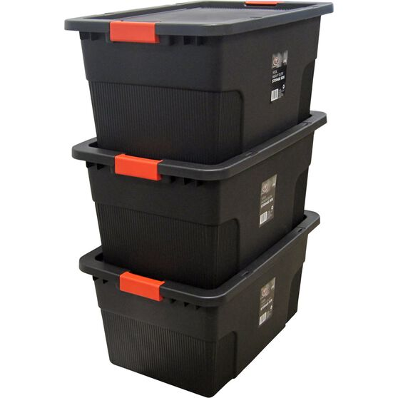 SCA Heavy Duty Storage Box - 100 Litre, , scanz_hi-res