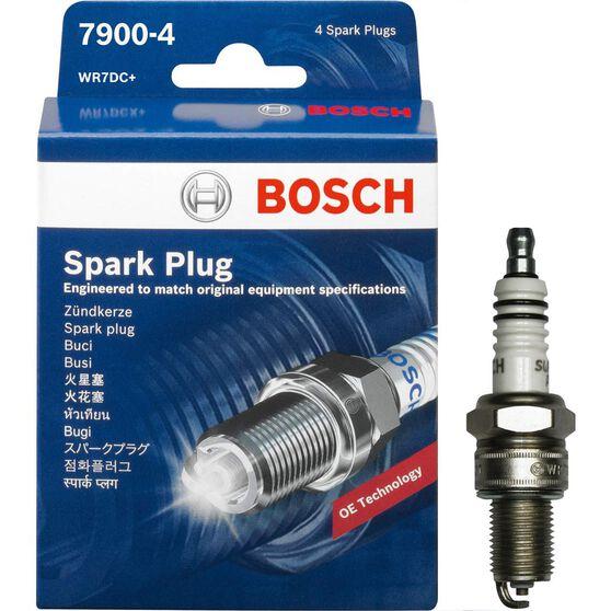 Bosch Spark Plug - 7900-4, 4 Pack, , scanz_hi-res