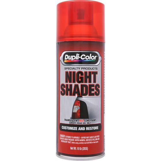 Dupli-Color Night-Shades Aerosol Paint Red 283g, , scanz_hi-res