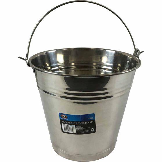 Stainless Steel Bucket SCA-10L, , scanz_hi-res