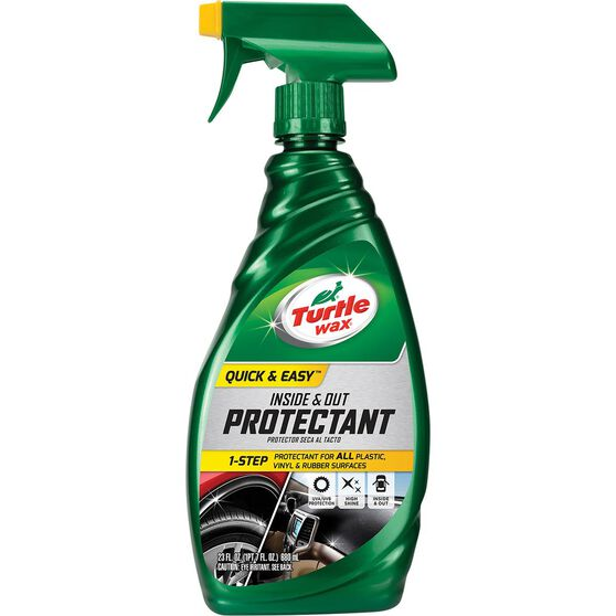 Turtle Wax Quick & Easy Protectant - 680mL, , scanz_hi-res