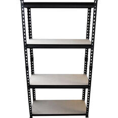 SCA 4 Shelf Unit Powder Coated 150kg, , scanz_hi-res