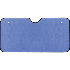 SCA Glitter Sunshade - Blue, Accordion, Front, , scanz_hi-res